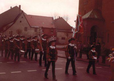 Spielmannszug 1984