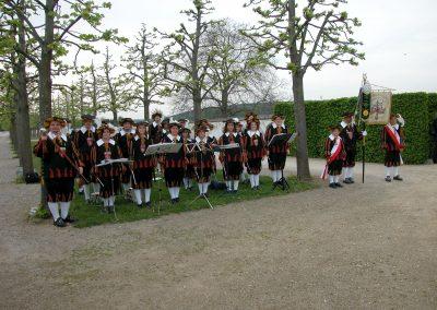 Landesmusikfest 2002 Schloss Seehof
