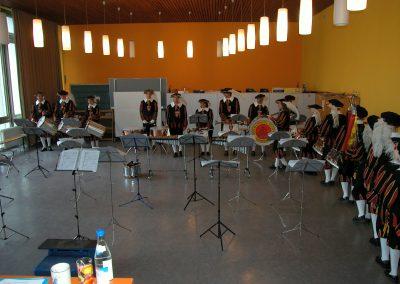 Landesmusikfest 2002 Wertungsspiel